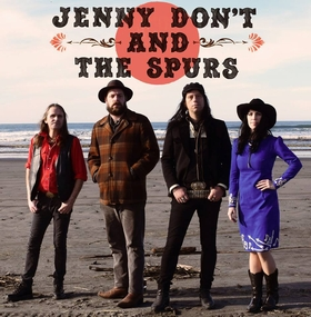 JENNY DON'T AND THE SPURS - Jenny Don't And The Spurs