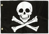 PIRATENFLAGGE TOTENKOPF - JOLLY ROGER