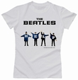 BEATLES GIRL SHIRT - HELP