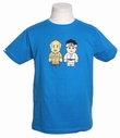TOONSTAR - THE KID - SHIRT - DODGERBLUE