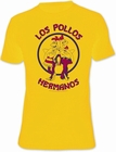 BREAKING BAD T-SHIRT LOS POLLOS HERMANOS GELB