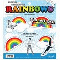 Rainbows Magnet Set