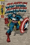 Captain America - Marvel Comics - Poster